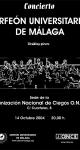 """Concierto """"Wedding pieces"""". Sede de la ONCE. 14 de octubre de 2004"""