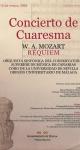 Concierto de Cuaresma. Requiem de Mozart. Sevilla. 10 de marzo de 2005