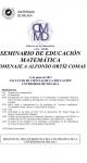Facultad de Ciencias de la Educación. Homenaje a Alfonso Ortiz Comas. 11 de junio de 2012
