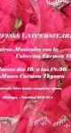 Encuentros Musicales con la colección Carmen Tissen. 19 de diciembre de 2013