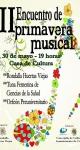 Actuación del Orfeón Preuniversitario de Málaga en el II Encuentro de Primavera Musical. Coín, 30 de mayo de 2015