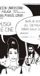 """Concierto """"Música de Cine"""". Orfeón Universitario de Málaga con Juan Manuel Corado. CAC Málaga. 8 de julio de 2006"""