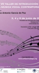 VII Taller de Introducción a la Música Vocal Contemporánea. Junio de 2011
