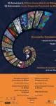 Concierto 40 Aniversario Orfeón Universitario de Málaga. 1 de junio de 2015